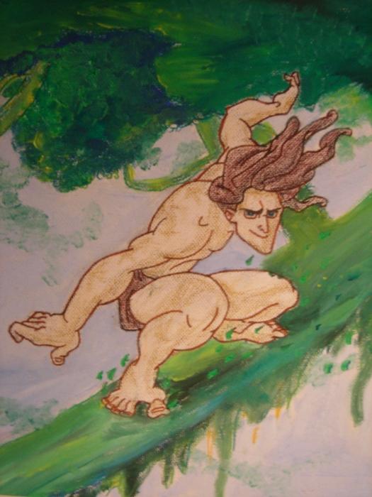 Tarzan by Manon.V
